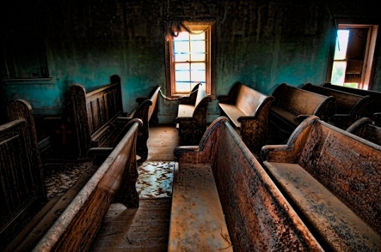 Church Abandon