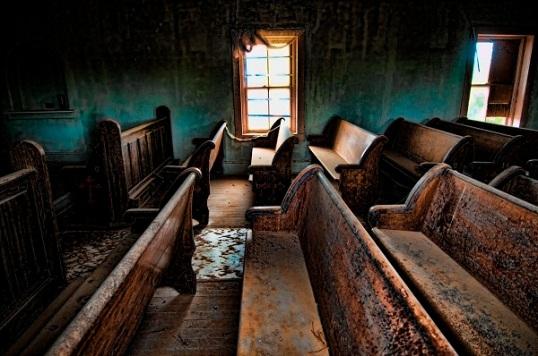 Church Abandon