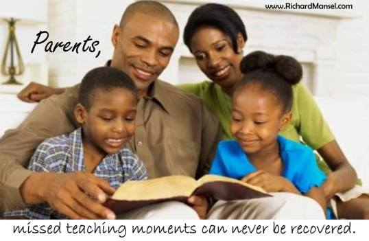 Teaching Moments